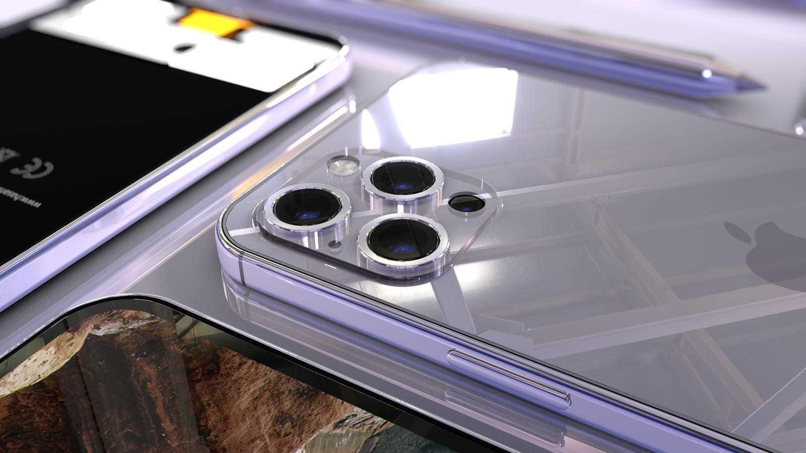 """iPhone 12 Pro Max - Sẽ không có """" tai thỏ """" trên iPhone 12 Pro Max"""
