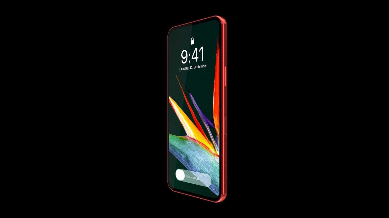 """iPhone 12 Pro Max iPhone 12 Pro Max - Sẽ không có """" tai thỏ """" trên iPhone 12 Pro Max"""