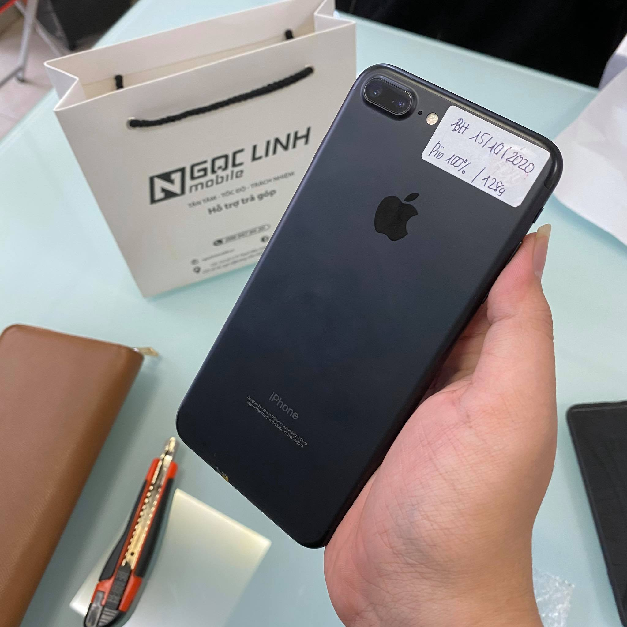 iPhone 8 Plus - iPhone 6s, iPhone 7 Plus, iPhone 8 Plus - những chiếc iPhone quốc dân