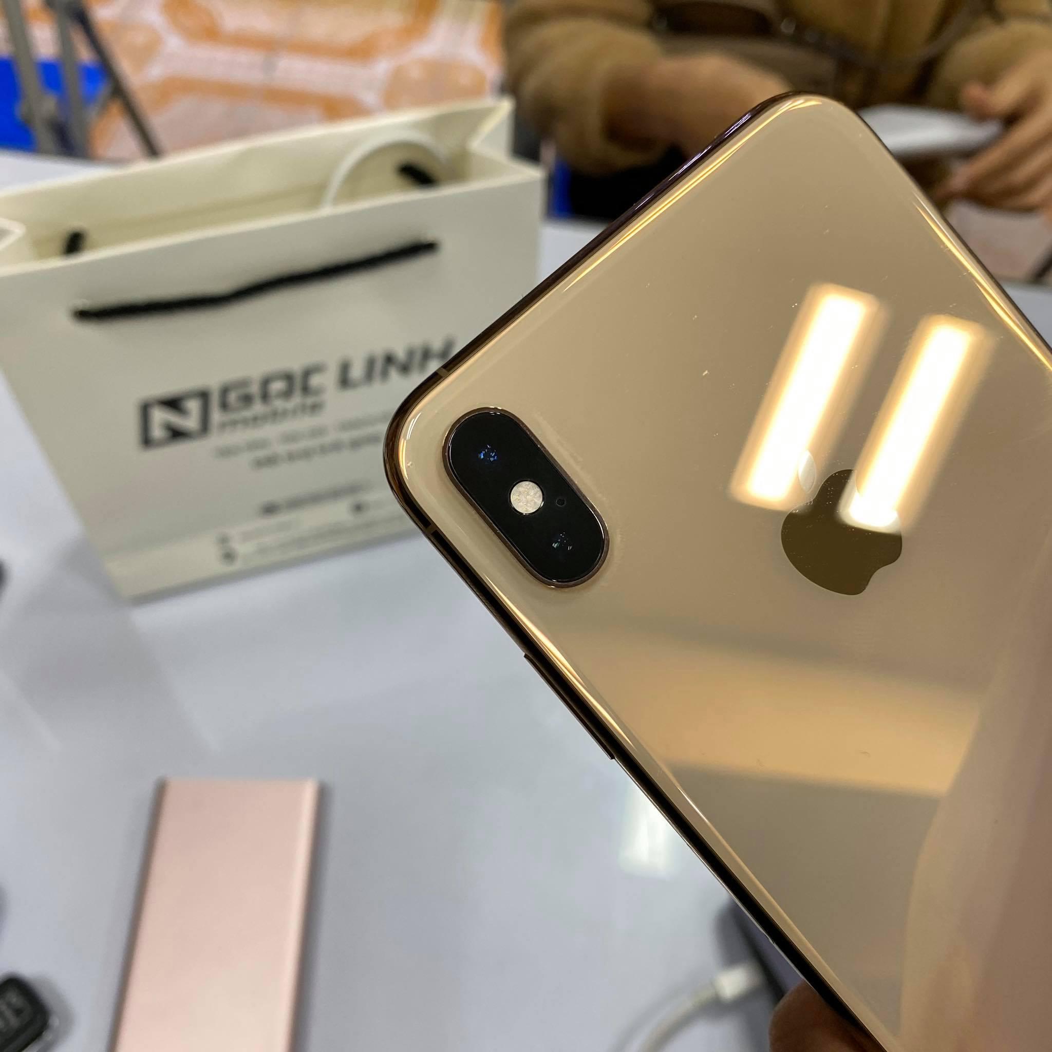 iPhone Xs Max - 5 điều cần biết khi mua iPhone Xs Max cũ tránh hàng dựng