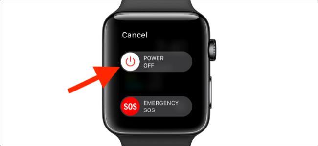 Apple Watch - Hướng dẫn khởi động lại Apple Watch