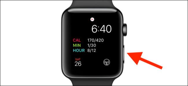 Apple Watch Apple Watch - Hướng dẫn khởi động lại Apple Watch