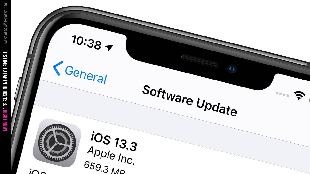 iOS 13.3 iOS 13.3 - Một số thao tác bạn cần làm trước khi cập nhật lên iOS 13.3