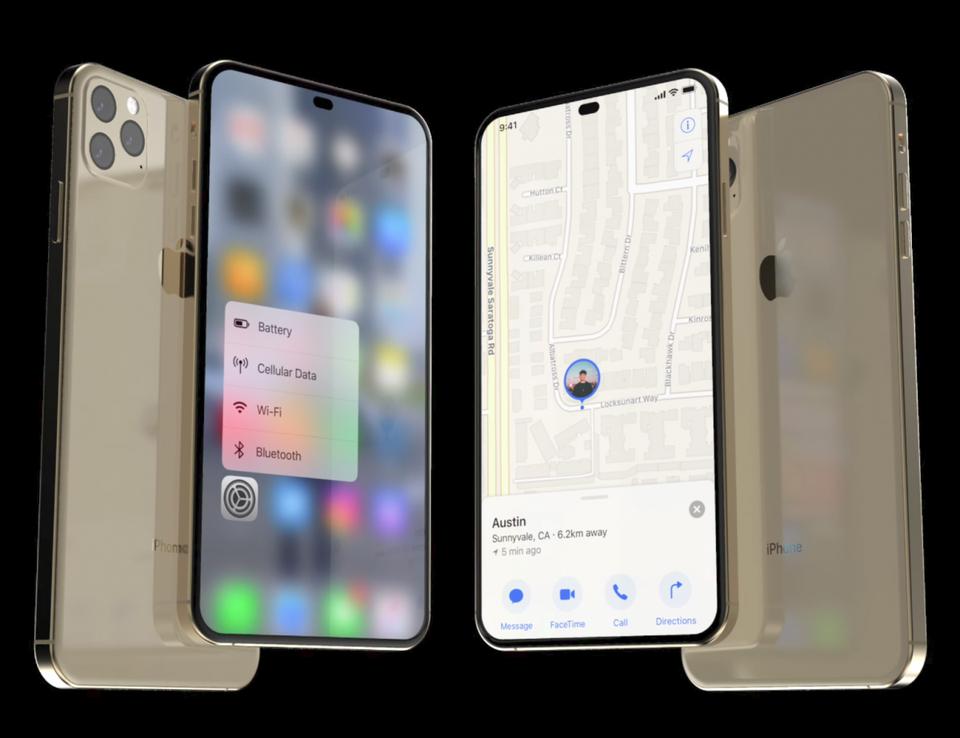 iPhone 2020 iPhone 2020 - Công nghệ mới trên iPhone 2020 giúp dung lượng pin đạt độ cực đỉnh.