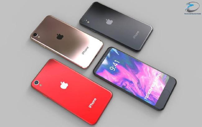 iphone 9 - Apple sẽ trình làng iPhone 9 – điện thoại giá rẻ của Apple