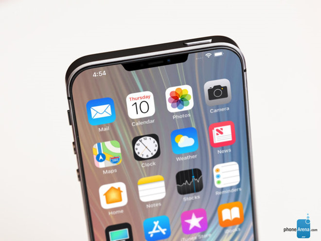 iPhone SE 2 - Concept iPhone SE 2 cùng thiết kế ấn tượng gây đốn tim cho Fan Apple