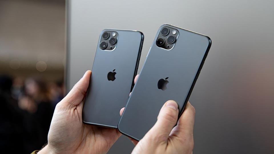 iPhone 11 Pro - iPhone 11 Pro – Cao cấp, nhỏ gọn