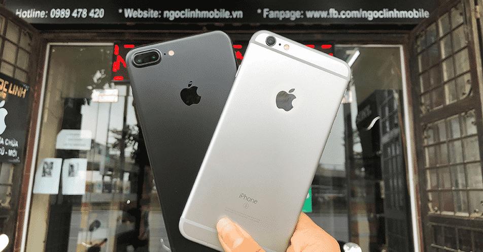 Những lỗi trên iPhone 6 Plus