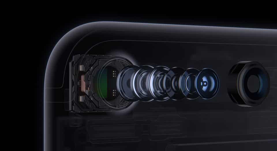 CameraiPhone 7 Plus