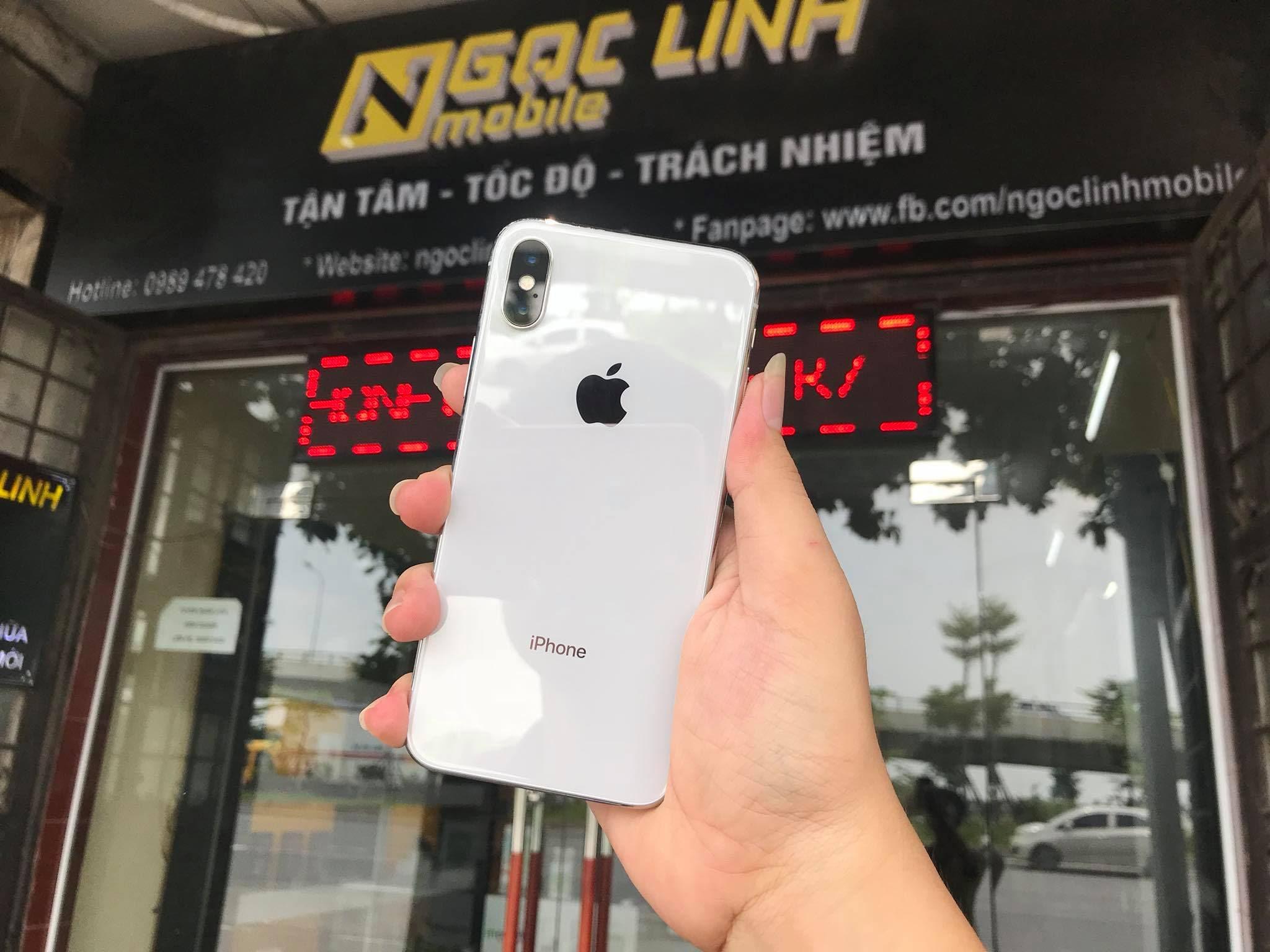 iPhone cũ giảm giá