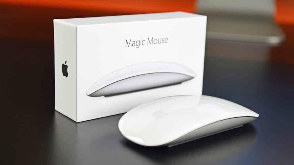 Chuột không dây Mouse 2 Apple