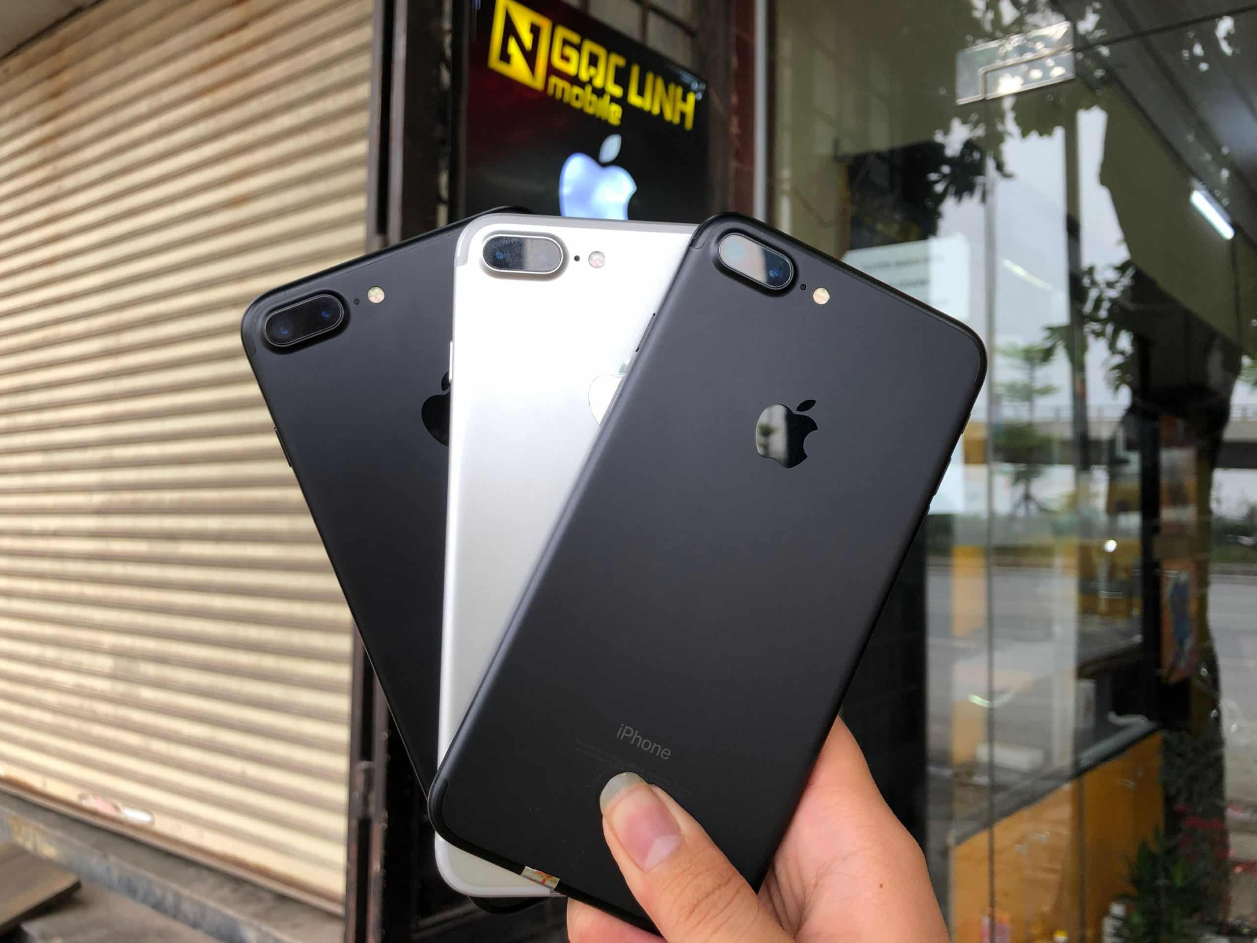 iphone hàng lướt, Camera iphone 7 plus, Nên mua Iphone 7 Plus