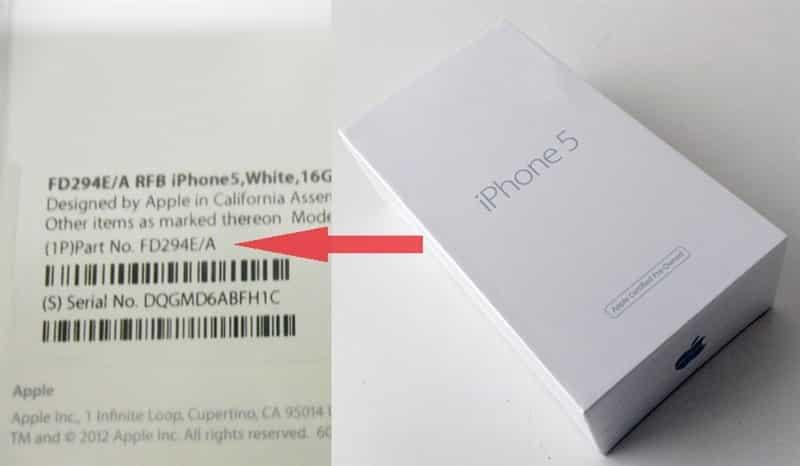 Hướng dẫn phân biệt các loại iPhone đang có trên thị trường