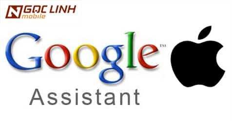 Trợ lý google assistant sắp có mặt trên nhiều iPhone, iPad mới