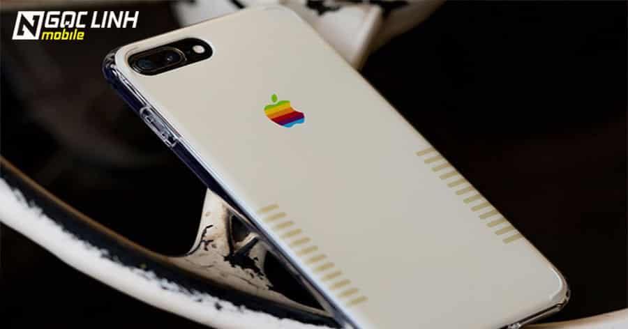 Cách tự thiết kế iPhone của bạn theo phong cách cổ điển