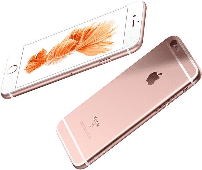 iPhone 6s Plus 16GB Gold Rose