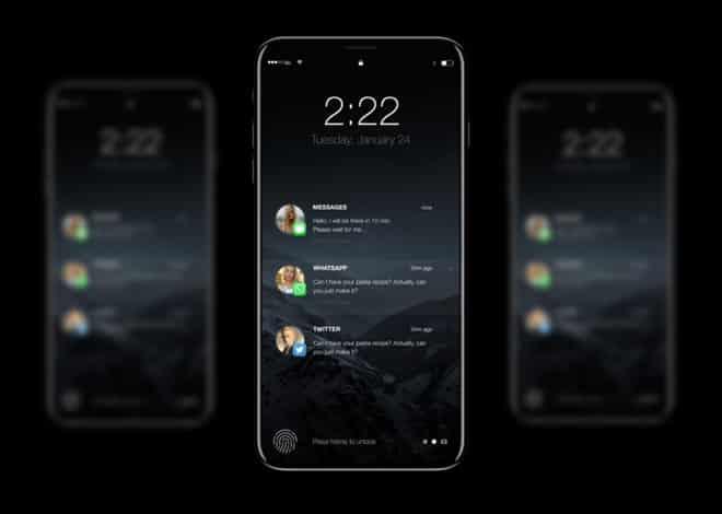 iPhone 8 sắp ra mắt được cho là một bước đột phá của Apple