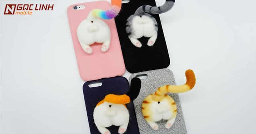 Lần đầu tiên mông động vật được lấy cảm hứng làm ốp lưng iPhone