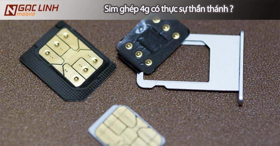 Sim ghép thần thánh kèm những rủi ro tiềm ẩn khi mua iPhone lock