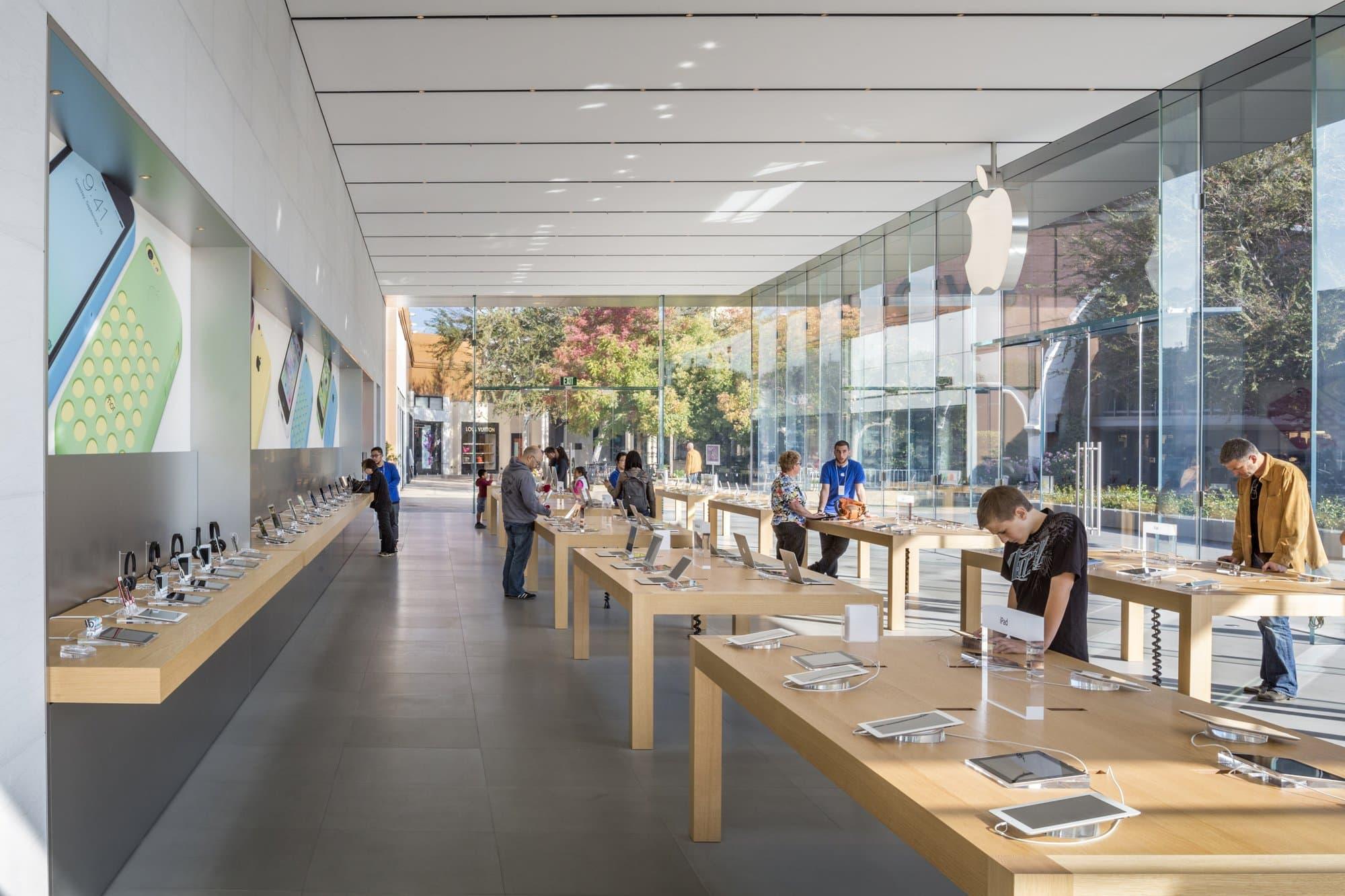 môi trường làm việc tại Apple