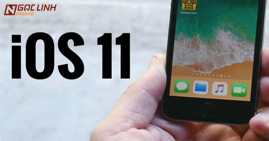 Cách tăng tốc iPhone đang chạy iOS 11 để khỏi giật lag