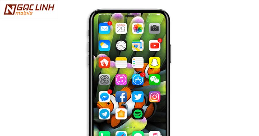 Tính năng cực kỳ độc trên iPhone 8 sắp được ra mắt